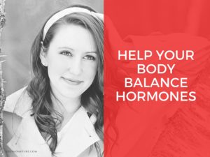 Balance hormone juicingnature.com